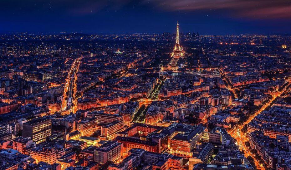 Paříž – město světel