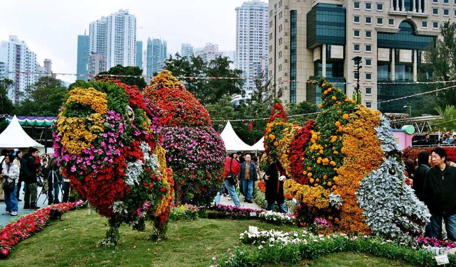 Hong Kong – Flower Show