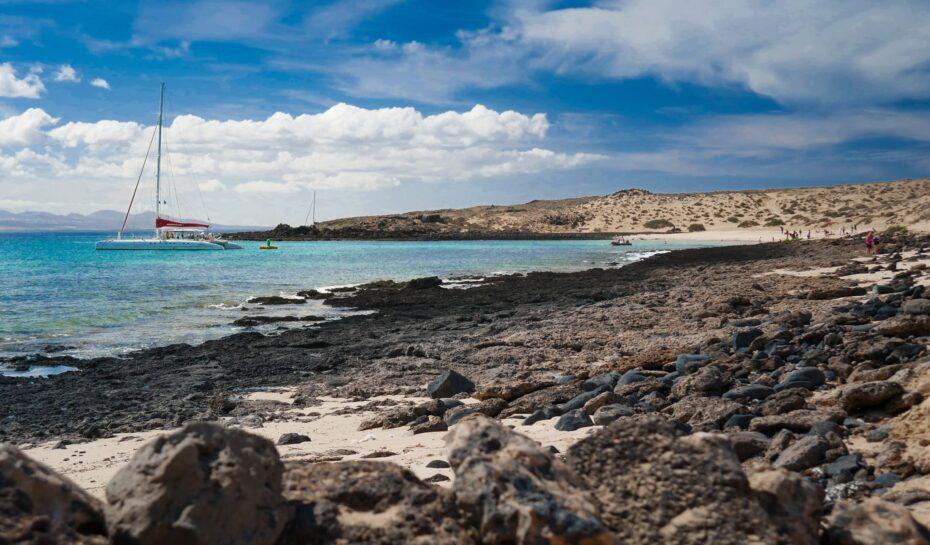 Kanárské ostrovy – utajený ráj La Graciosa