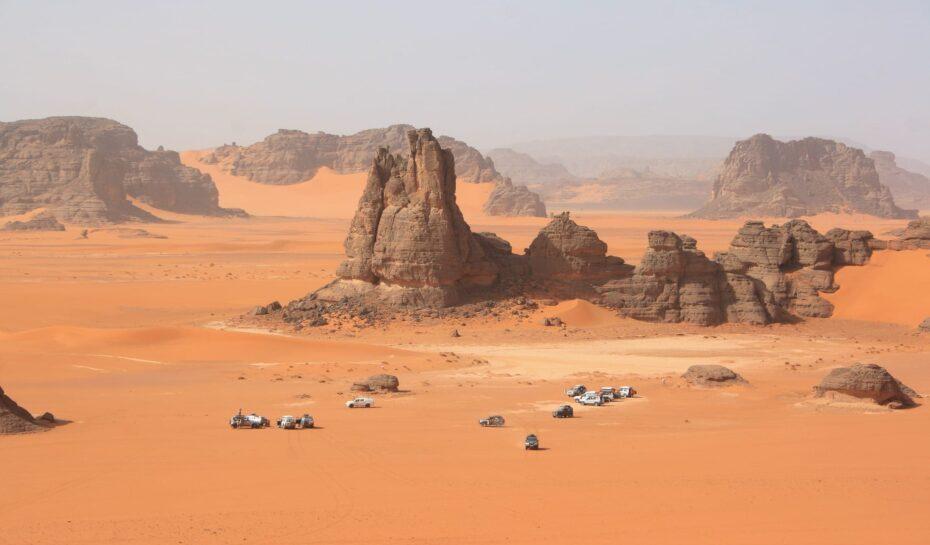 Alžírsko – brána do jiného světa