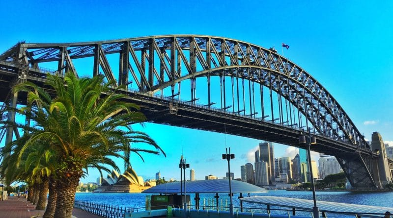 Harbour Bridge 1