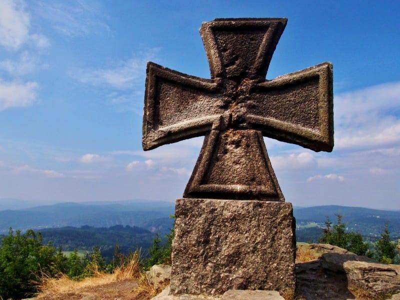 Kříž u Štěpánky