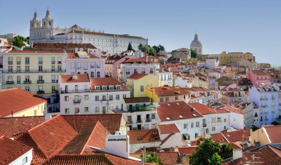 Zlatý rok turismu pro Lisabon