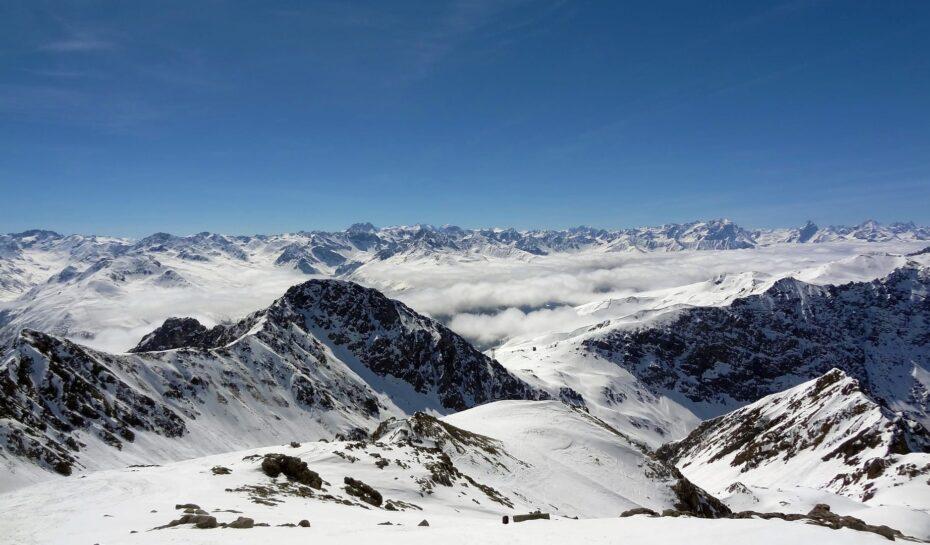 Vítejte na dovolené ve švýcarském kantonu Graubünden