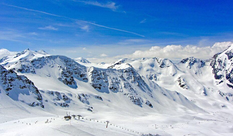 Kam s dětmi na lyže do Alp?
