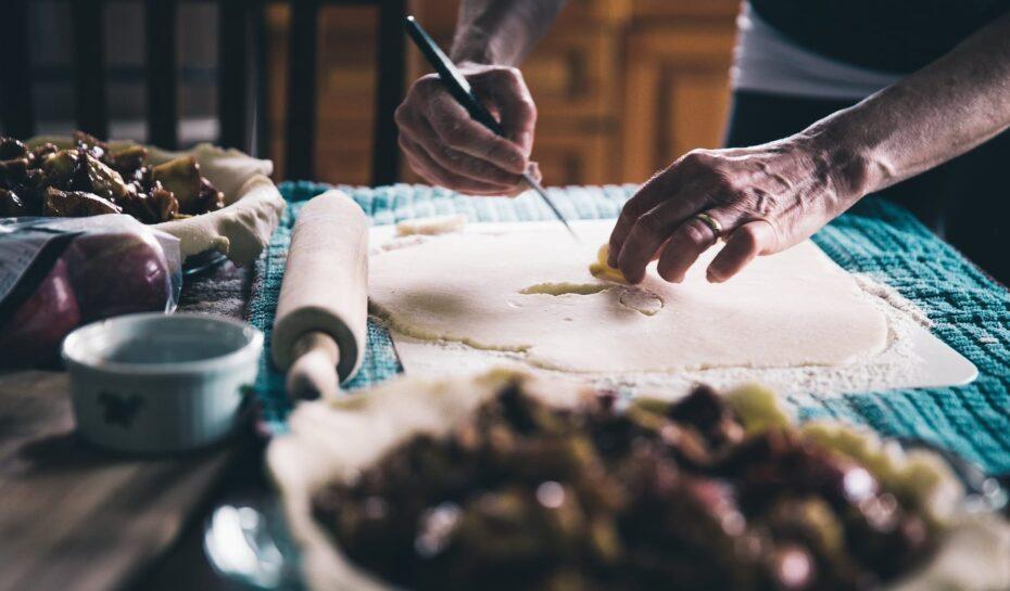 Banica – klasický bulharský slaný koláč