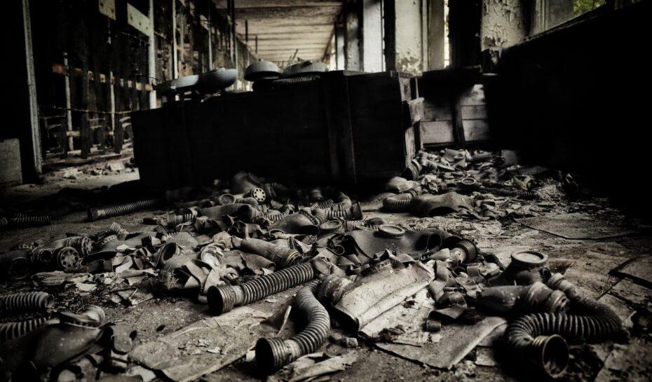 Černobyl, oficiální turistická atrakce s novým koridorem