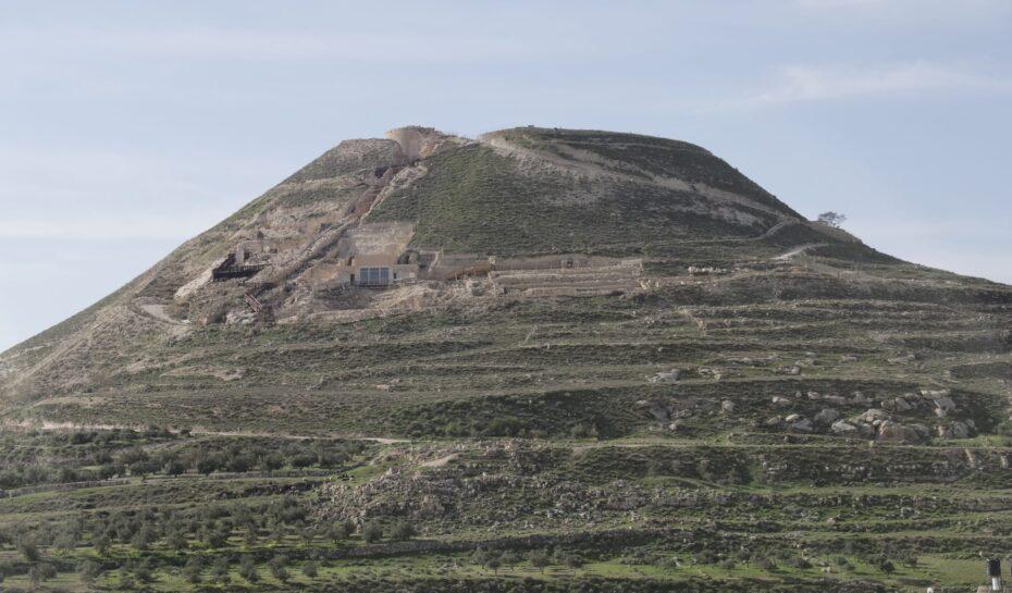 Veřejnosti se otevřely dosud nepřístupné části Herodova paláce