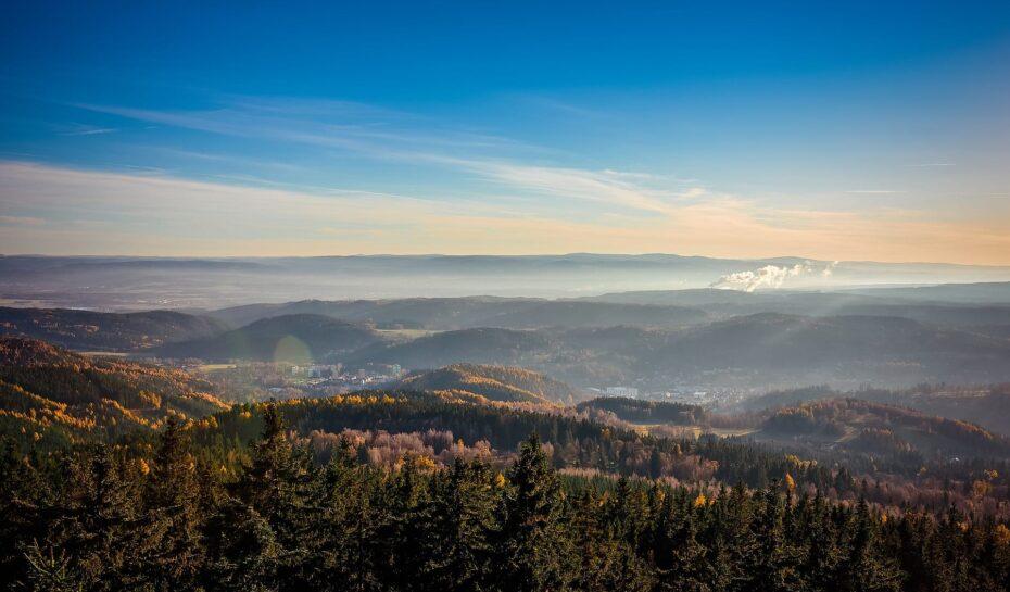Prozkoumejte nejkrásnější rozhledny v Česku