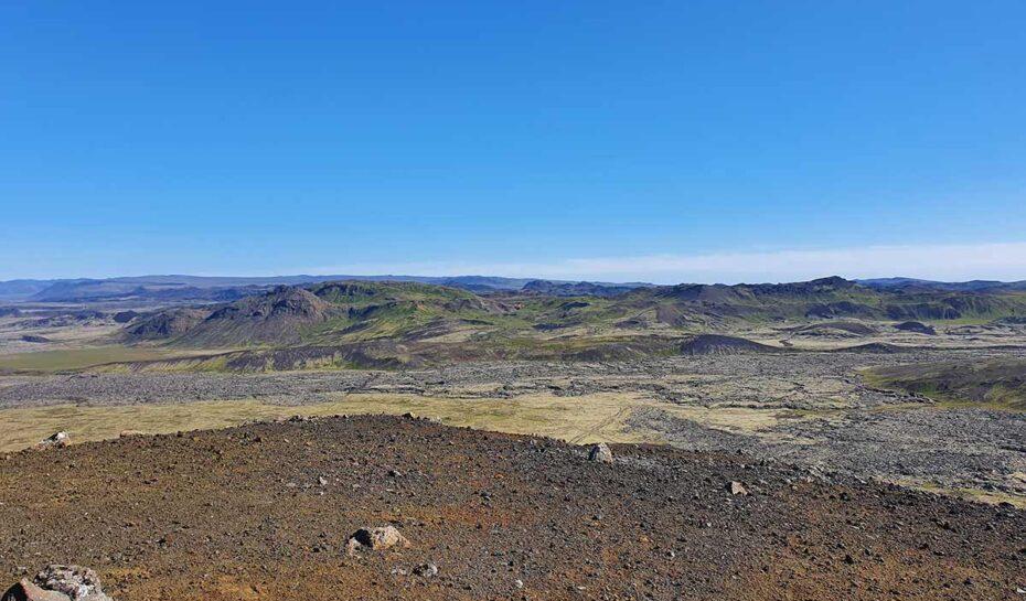 Erupce na Islandu započala