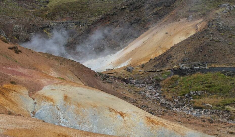 Nedávná zemětřesení na Islandu