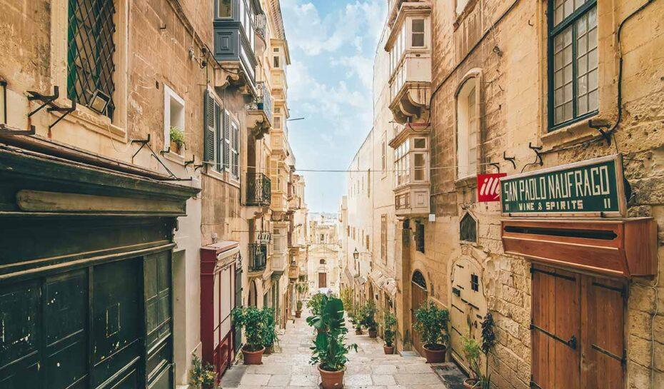 Díky, že přijedete. Malta chce lákat turisty příspěvkem na dovolenou