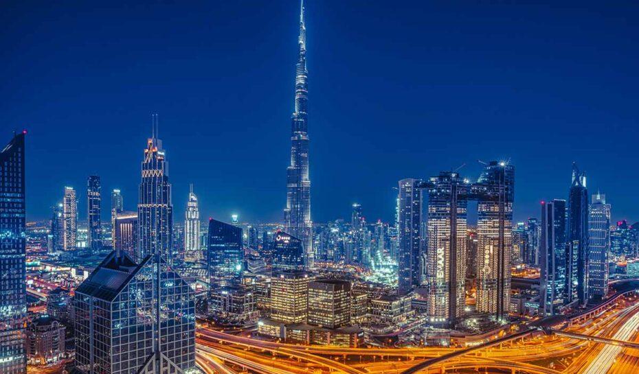 Další nej v Dubaji. Má nejvýše položený nekonečný bazén světa