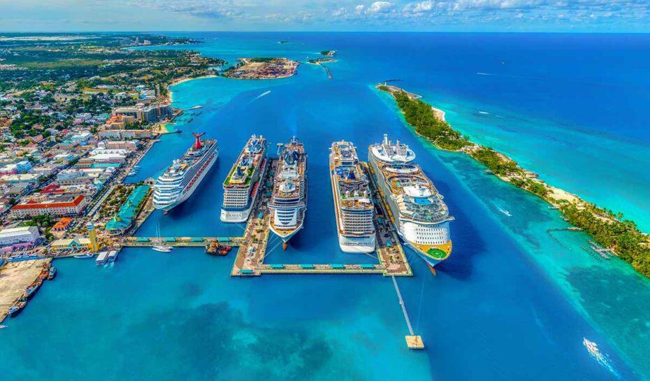 Největší výletní loď pojme 7 tisíc lidí. Bude mít i skluzavku a surfařský simulátor