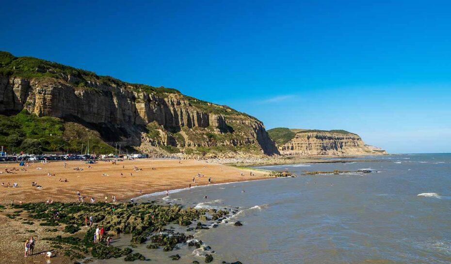 K moři do Velké Británie. Přibývá kvalitních pláží