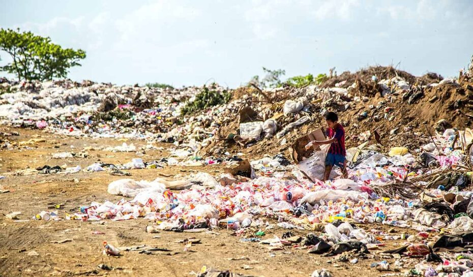 Nový plovoucí ostrov má vzniknout z odpadu