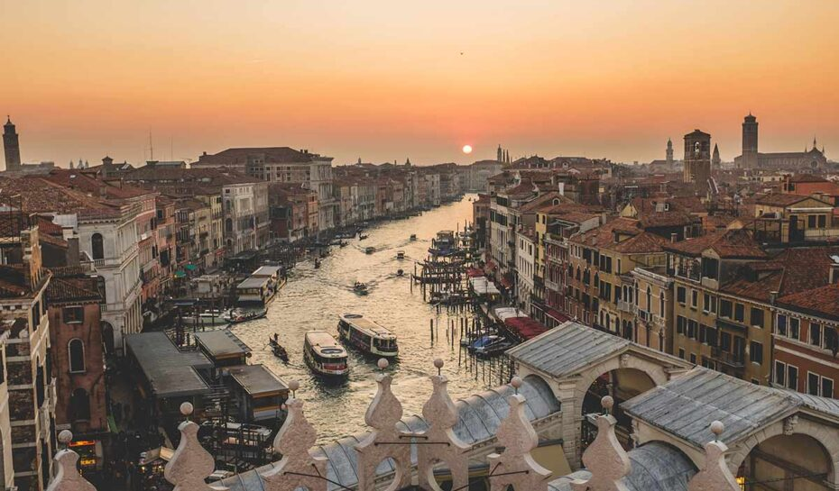 Konec výletních lodí. Do Benátek už nesmí