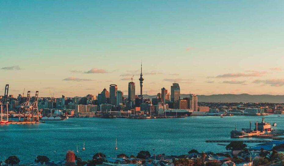 Nejlepším místem pro život je Auckland