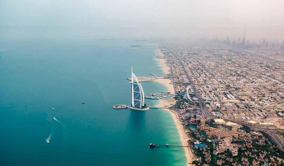 U Dubaje má vyrůst obrovský korálový útes