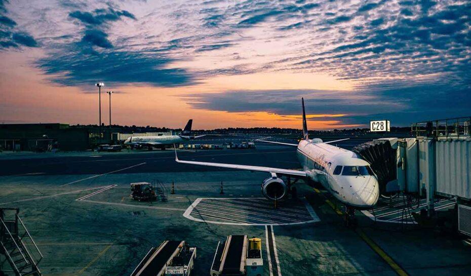 Okénka v letadlech by mohly nahradit obrazovky